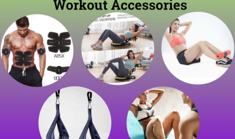 Gym Workout Accessories